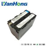 Batterie lithium-ion Rechargeabl bloc-batterie caméra Sony
