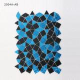 Azulejo de mosaico de cristal coloreado decoración del arte