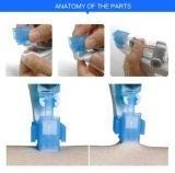 Perni vitali/5 aghi dell'iniettore 9 della pistola dell'iniezione di Mesotherapy dell'acqua dei perni