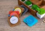 Tela de carregamento sem fios coloridos Rainbow Round Carregador Sem Fio