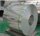 Usine de la bobine en aluminium/feuille d'alimentation pour l'industrie, de matériaux de construction (1050, 1060, 1100, 3003, 5052, 5083, 6061, 6082, 7005, 7075)