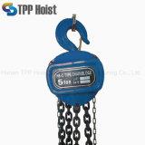 1500 кг Hsc типа портативных строительство подъемное оборудование ручной цепной тали шкива для продажи