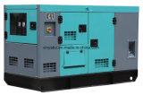 100kVA Yuchaiの防音ディーゼル発電機セットWiwth