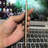Ulcool/téléphone mobile mince de téléphone excellent touchpad droit frais de musique mini