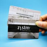 13.56MHz無接触ICODE SLIXのプラスチックPVC RFIDカード