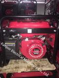 판매를 위한 2.5kw 2500W 220V 단일 위상 휘발유 발전기 주식