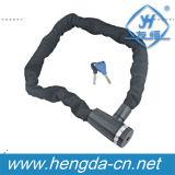 Blocage pratique de chaîne de motocyclette de sûreté des ventes Yh1346 chaudes