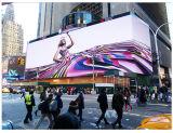 P10 SMD de l'Énergie de l'enregistrement de la publicité de plein air de l'écran LED
