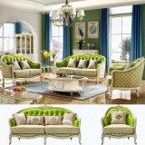كلاسيكيّة جلد أريكة مع خزانة لأنّ أثاث لازم بينيّة (605)