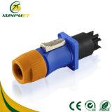 Mâle 250V de basse fréquence à la prise électrique de fil femelle de TB