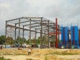 Склад используется сталь структуру проекта в Индонезии