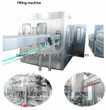 ソーダのための自動炭酸水清涼飲料の瓶詰工場の充填機械類を完了しなさい