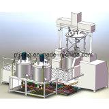 Équipement de fabrication de fromage Emusifying homogénéisateur Mixer
