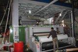 2018 Новый Стиль двойного блока цилиндров нетканого материала ткань машины
