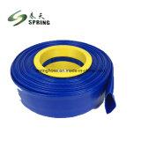 Plastique PVC flexible Layflat d'Irrigation de l'eau
