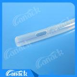 Silicona de alta calidad médica de tubo de drenaje torácico
