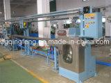 Máquina elétrica da fabricação de cabos do Teflon