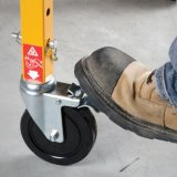 5 Zoll. Schwenker-Fußrolle 250 lbs. Nutzlast