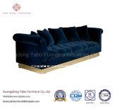 Mobilia vendibile dell'hotel con il sofà moderno del salone (YB-W04)