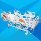 Больничная койка многофункциональных 4 Linak моторов электрическая ICU Bae502 с передавать рентгеновского снимка