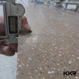 Dikte 12mm de Witte Stevige Oppervlakte Corian van de Gletsjer