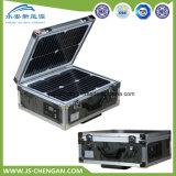 300W do Sistema de Energia Solar Portátil Kit Painel Solar Carregador Solar caso