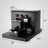 A4 LED UV impresora plana de 6 colores para el Golf/Pen/teléfono/Case/Tarjeta de PVC