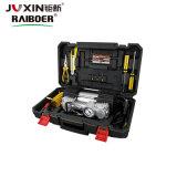 12V DCの電気自動車修理工具セットのタイヤのインフレーターポンプ