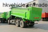 proteção ambiental Série HOWO Caminhão Basculante