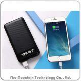 A HT-02 10000mAh de energia portátil Solar Carregador de telefone para telefone celular
