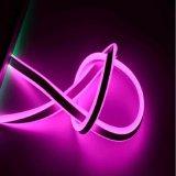Colore bianco della striscia 50m/Roll e striscia al neon flessibile di colore LED di RGB