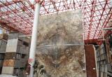 Dekking van de Open haard van het Kwartsiet van Brazilië van de Open haard van het Kwartsiet van de fusie de Ontwerp Opgepoetste