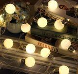 Im Freien wasserdichte LED Girlande-Beleuchtung des neuen Entwurfs-Teil-Zeichenkette-Licht-Installationssatz-