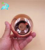 10oz de acryl Geplateerde Gouden Stemless Glazen van de Wijn Drinkware