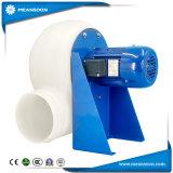 Ventilador de escape resistente a la corrosión de plástico