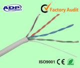 De concurrerende Kabel van het Koper Cat5e 24AWG van de Prijs UTP