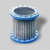 Tubo flessibile del metallo flessibile dell'acciaio inossidabile di Dn12-400mm/connettore della pompa