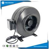 8 Pulgadas Conducto en línea ventilación Ventilador de escape de gases de efecto