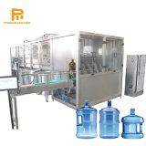 5 Gallon Baril plafonnement de l'de remplissage de la machine à laver 100 bph Jar de machines de remplissage de l'eau