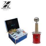 Gefüllter Typ Prüfungs-Transformator 100kv der hohen Kapazitäts-AC-DC Sf6 Gas