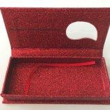 Folha Eyelash falsos Embalagem de Estampagem China Fabricação Cosmetic Caixa de oferta