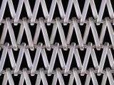 炉のための中国のステンレス鋼ワイヤー鎖の網のコンベヤーベルト