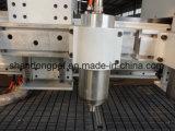 木工業機械4軸線の彫版の中心木製CNCのルーター機械