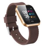 Os modelos 2020 Vigilância inteligente, para telefones Android e ios telefones celulares compatíveis iPhone Samsung, IP67 à prova de vigilância inteligente Rastreador Fitness Academia de assistir a frequência cardíaca