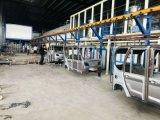 Negativo de la gran línea de producción de recubrimiento electroforético