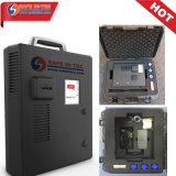Tipo de maleta portátil Detector de explosivos para o hotel, a Estação a segurança aeroportuária DP310
