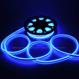 Alto brillo LED SMD2835 IP65 de la luz de cuerda flexible neón