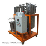 Máquina de filtración de aceite de cocina usado para reciclar aceite vegetal (CP)
