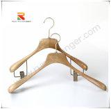 Настраиваемые одежду высокого качества деревянные вешалки