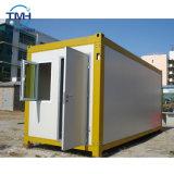 20FT het betaalbare Huis van de Container van de Aanpassing voor Geprefabriceerd Huis